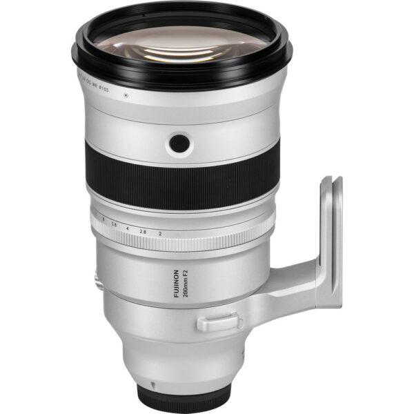 FUJIFILM XF 200mm f2 R LM OIS WR Lens with XF 1.4x TC F2 WR Teleconverter Kit 10