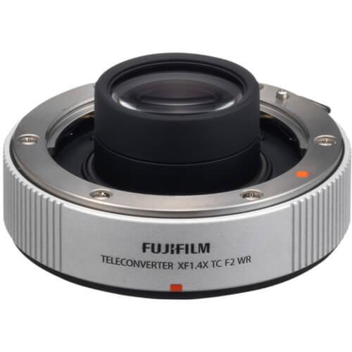 FUJIFILM XF 200mm f2 R LM OIS WR Lens with XF 1.4x TC F2 WR Teleconverter Kit 12