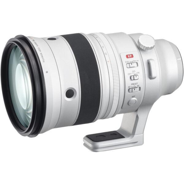 FUJIFILM XF 200mm f2 R LM OIS WR Lens with XF 1.4x TC F2 WR Teleconverter Kit 2