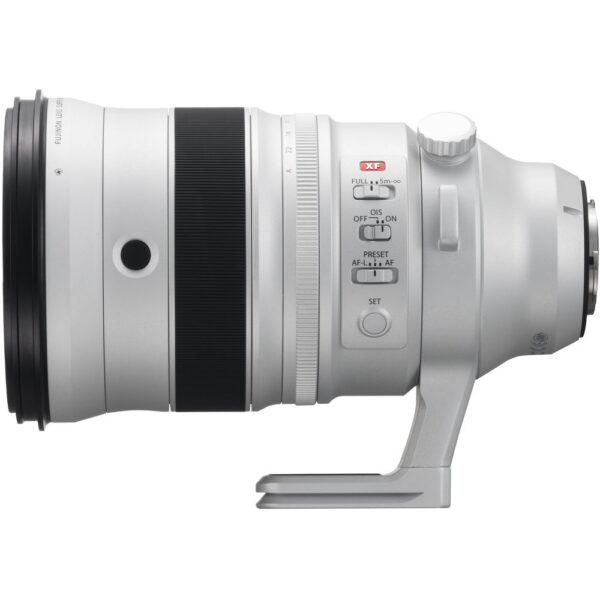 FUJIFILM XF 200mm f2 R LM OIS WR Lens with XF 1.4x TC F2 WR Teleconverter Kit 4