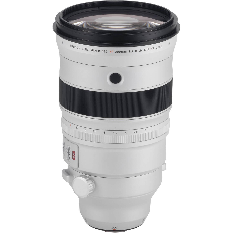 FUJIFILM XF 200mm f2 R LM OIS WR Lens with XF 1.4x TC F2 WR Teleconverter Kit 5