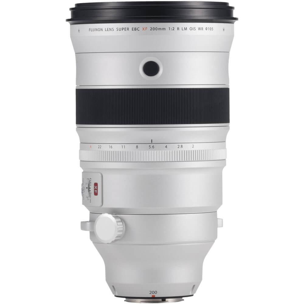 FUJIFILM XF 200mm f2 R LM OIS WR Lens with XF 1.4x TC F2 WR Teleconverter Kit 6