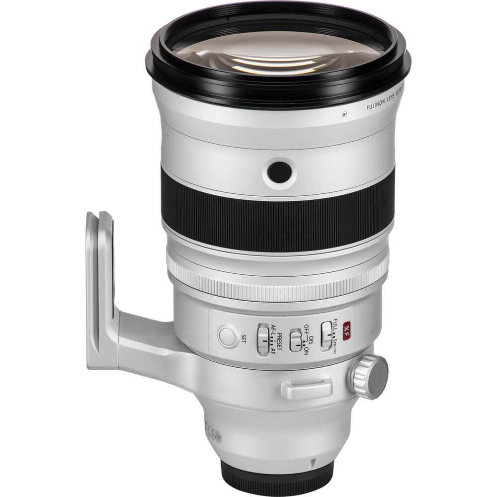 FUJIFILM XF 200mm f2 R LM OIS WR Lens with XF 1.4x TC F2 WR Teleconverter Kit 8