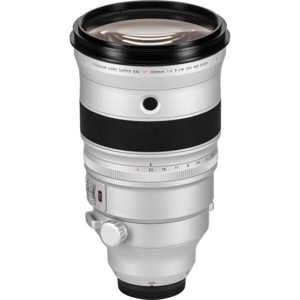 FUJIFILM XF 200mm f2 R LM OIS WR Lens with XF 1.4x TC F2 WR Teleconverter Kit 9