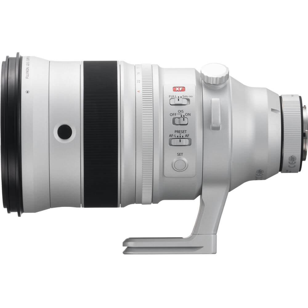 FUJIFILM XF 200mm f2 R LM OIS WR Lens with XF 1.4x TC F2 WR Teleconverter Kit3