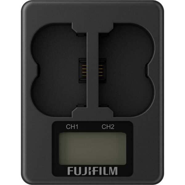 Fujifilm BC W235 Dual Battery Charger 3