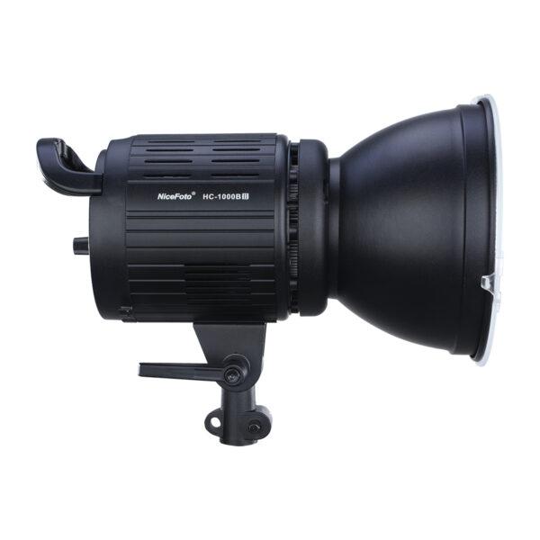 NiceFoto 100W daylight COB LED light HC 1000B Ⅱ 3