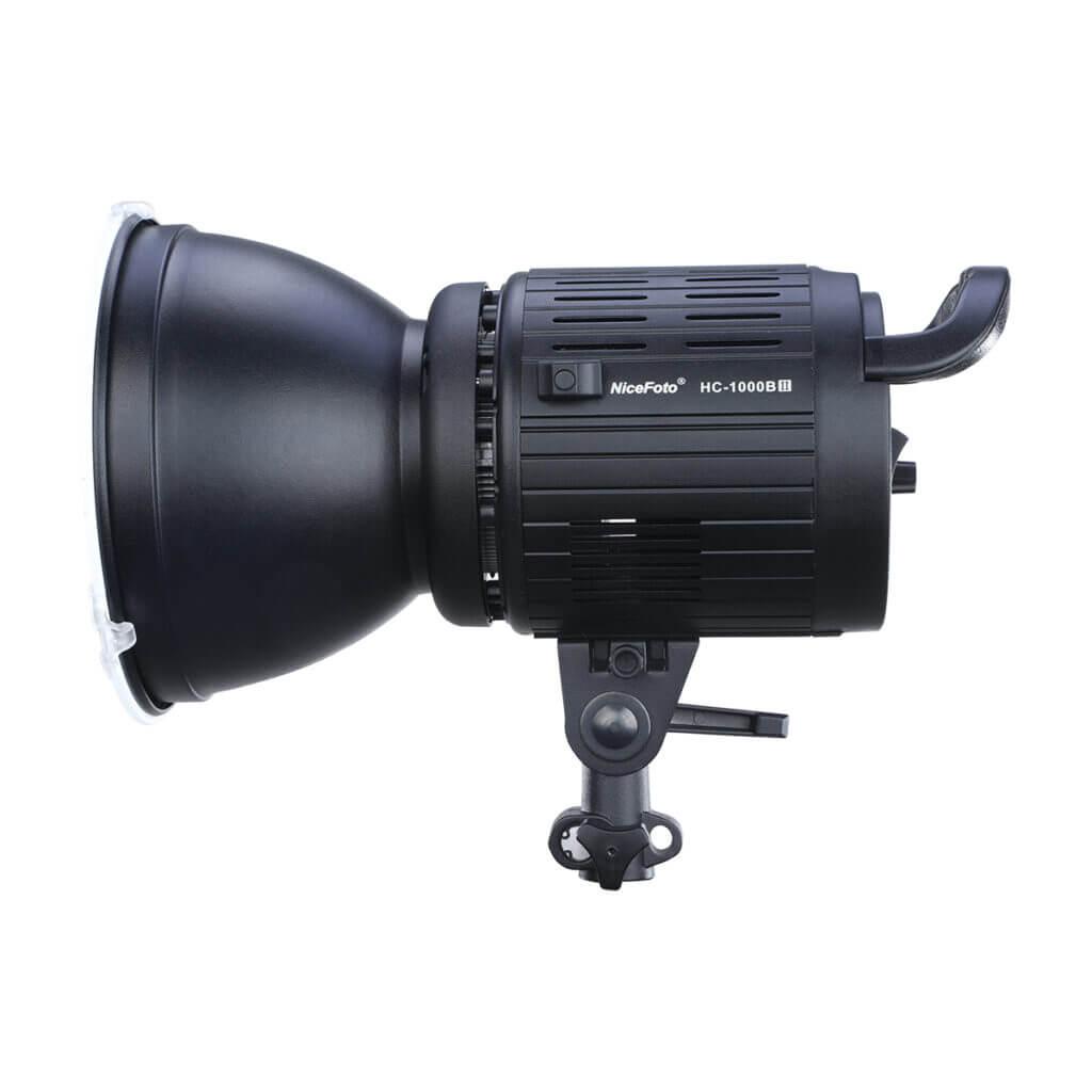 NiceFoto 100W daylight COB LED light HC 1000B Ⅱ 4