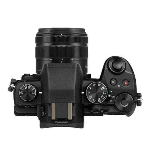 Panasonic Camera Lumix DMC G85 With Kit Lens 14 42mm 2