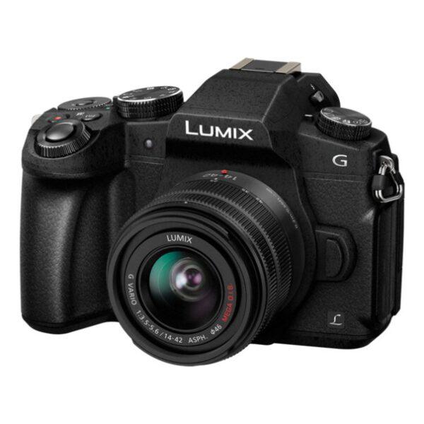 Panasonic Camera Lumix DMC G85 With Kit Lens 14 42mm 4