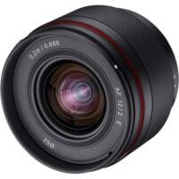 Samyang 12mm f2.0 AF Compact Ultra-Wide Angle Lens for Sony E-Mount