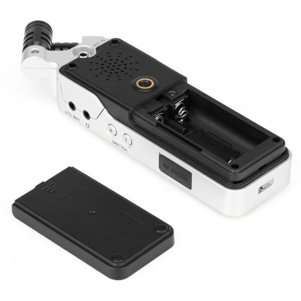 Saramonic Metal Handheld Audio Recorder 11