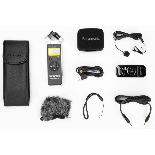 Saramonic Metal Handheld Audio Recorder 9