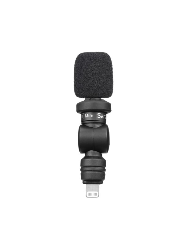 Saramonic Smartmic Di mini stereo with lighting connecter for apple iphone 5 scaled