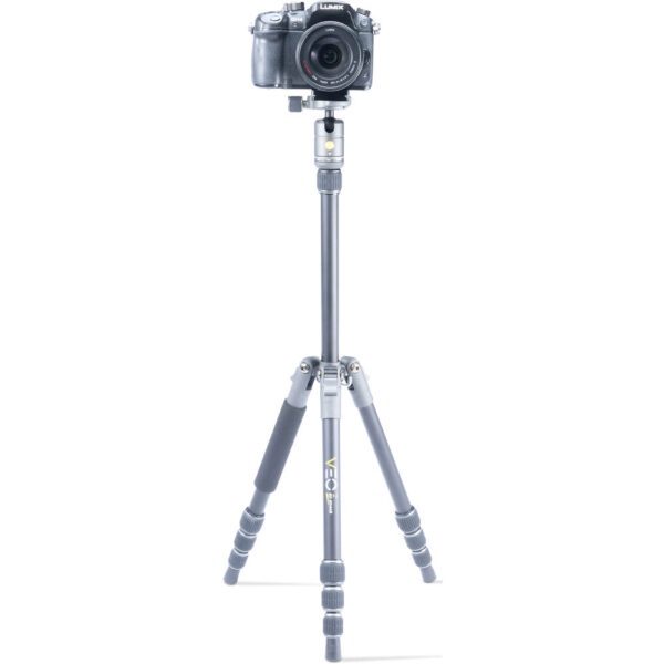 Vanguard VEO2 GO204 Aluminium Tripod with Ball Head 7