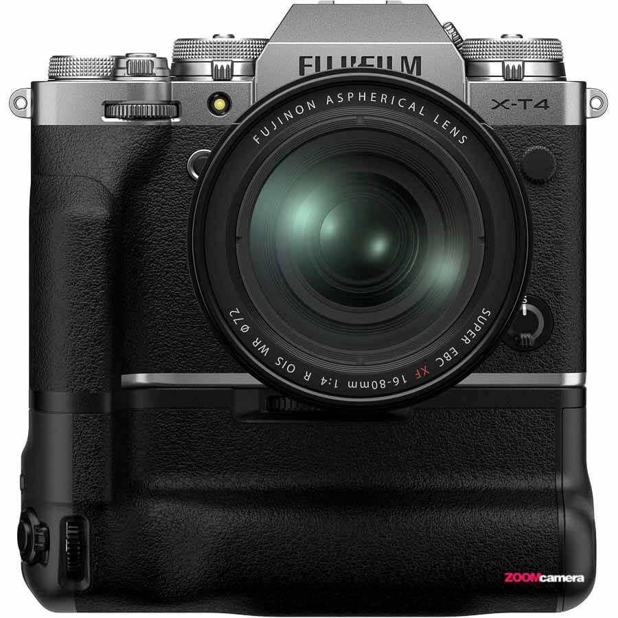 กล้องฟูจิ x-t4