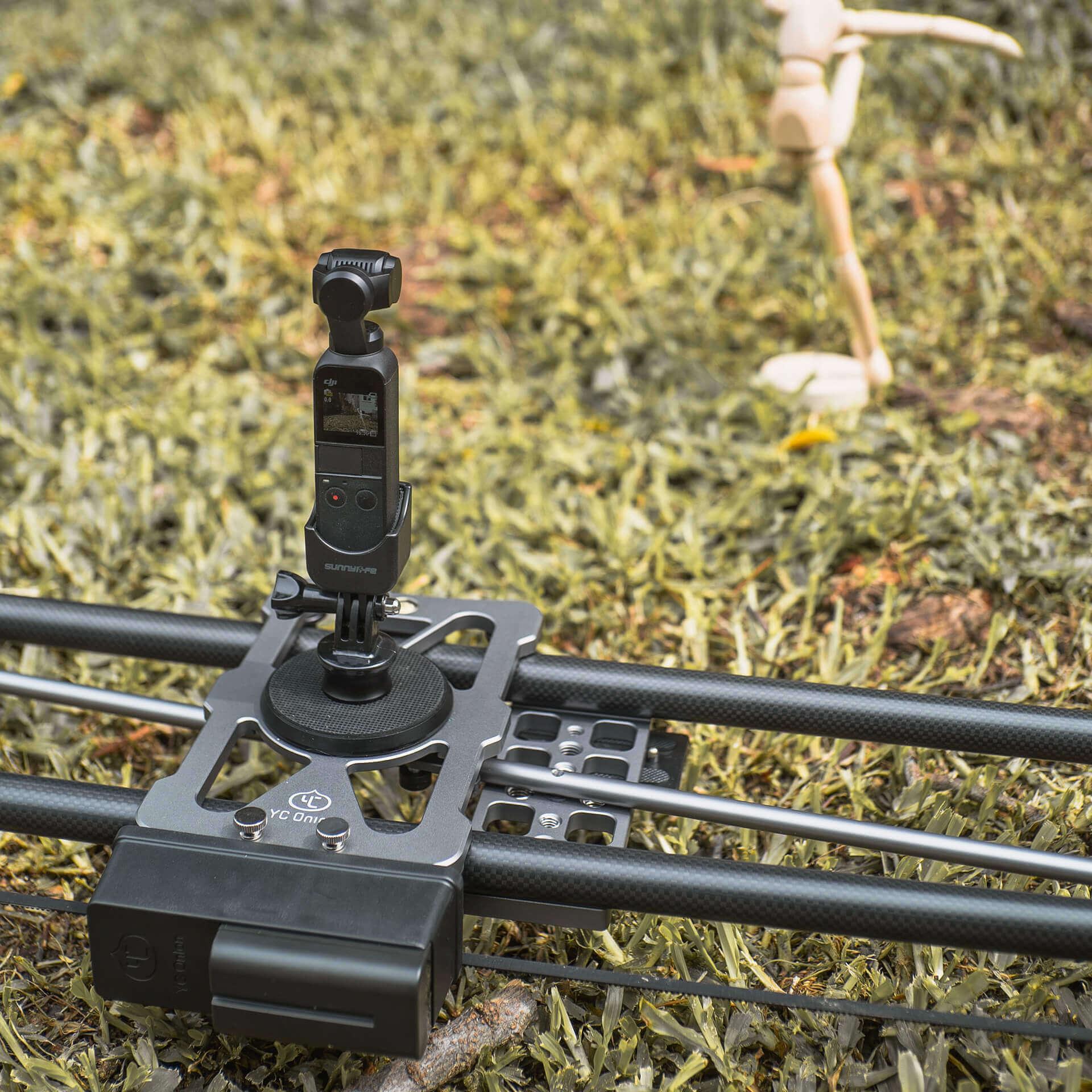 YC Onion HDM120 HOT DOG 120cm prlx Pan Slider with App 6