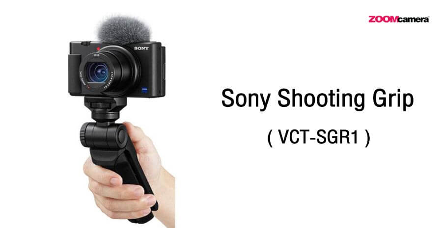Sony ZV1 Shotting Grip ( VCT-SGR1 )