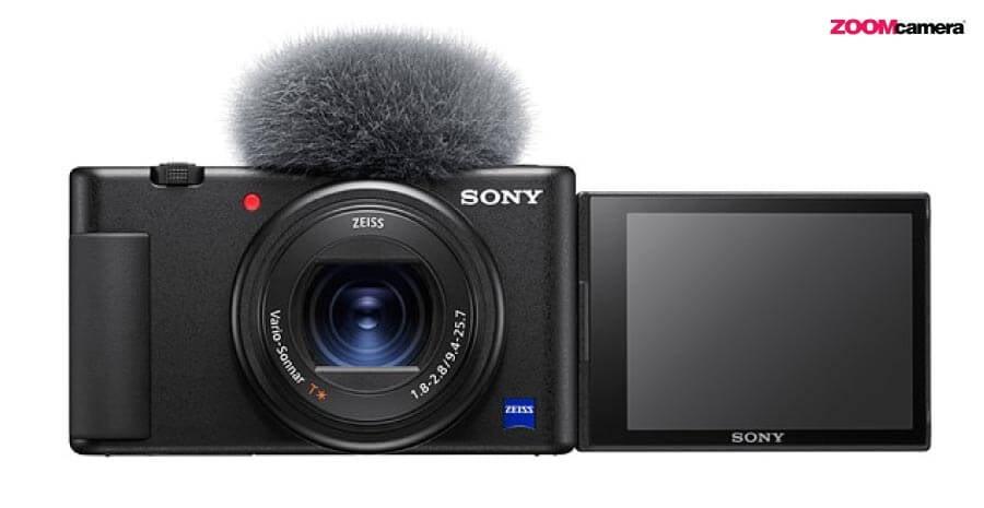 Sony ZV1 Wind muff