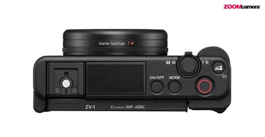 Sony ZV1 ไมค์