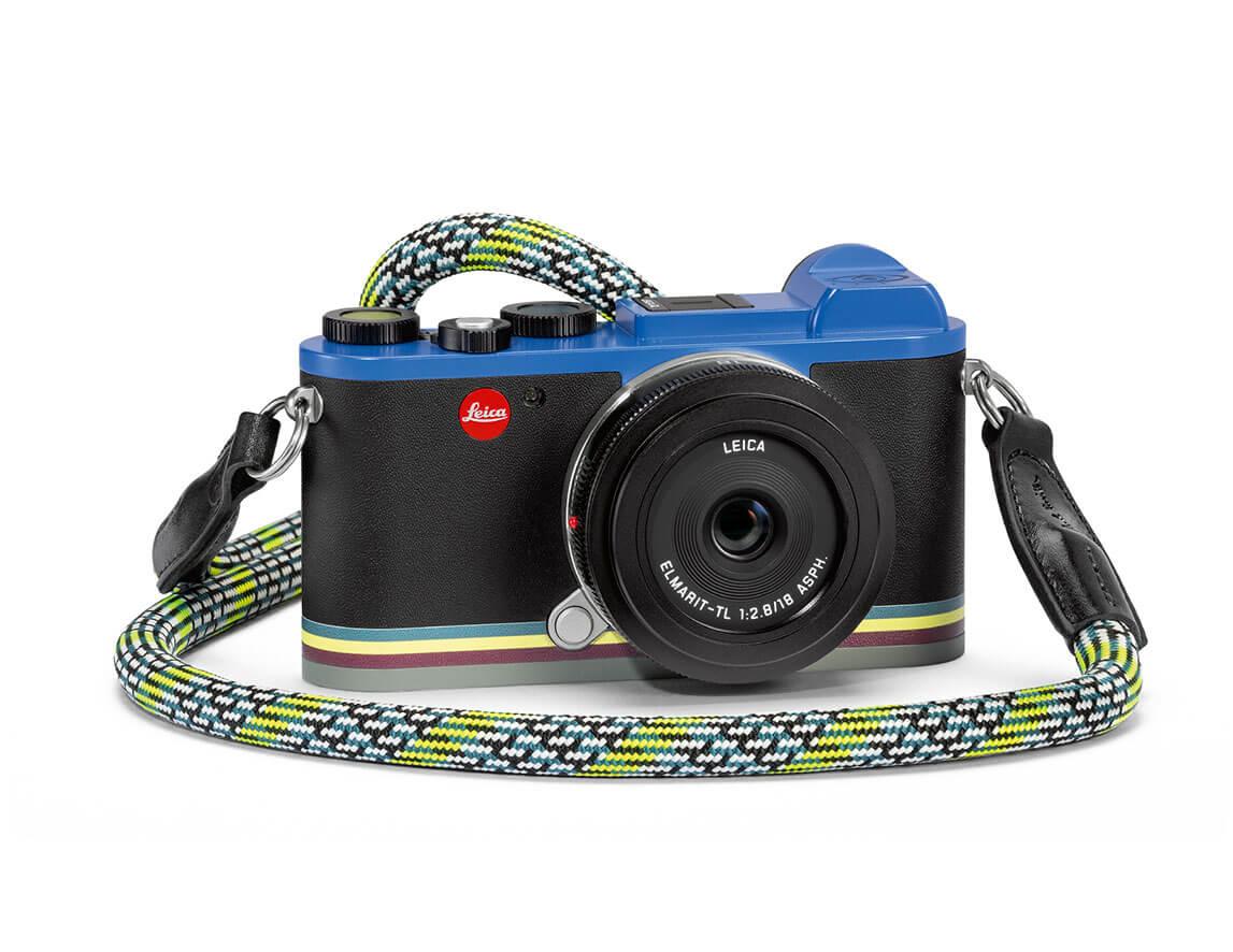 19334 Leica CL Paul Smith strap 01