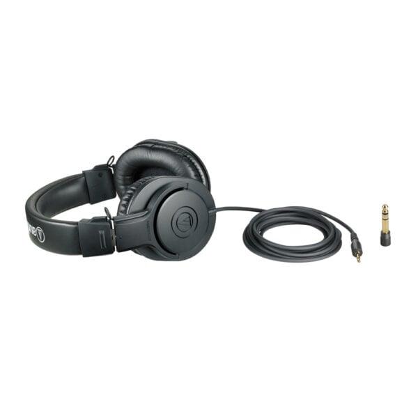 Audio Technica TH M20x Professional Monitor Headphones 4