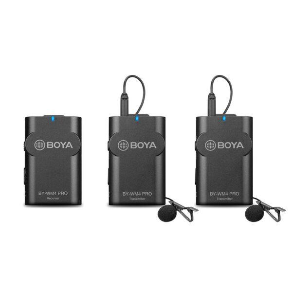 BOYA BY WM4 PRO K2 Dual Wireless Microphone 2