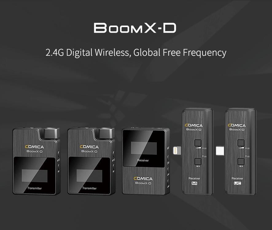 BoomX D 1