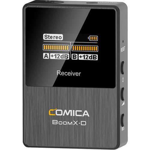 Comica Audio BoomX D D2 8