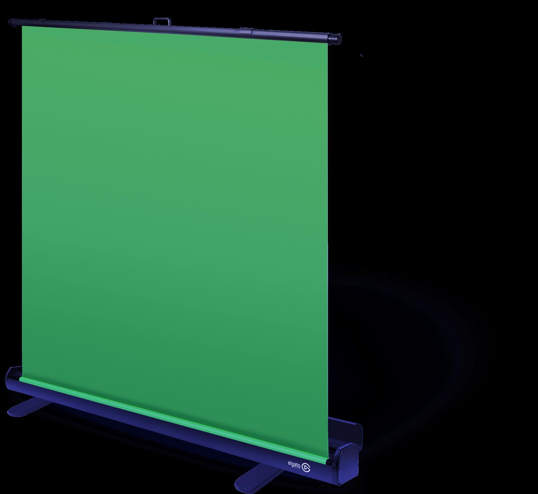Elgato 10GAF9901 Porable Green Screen 148x180 Inches 2