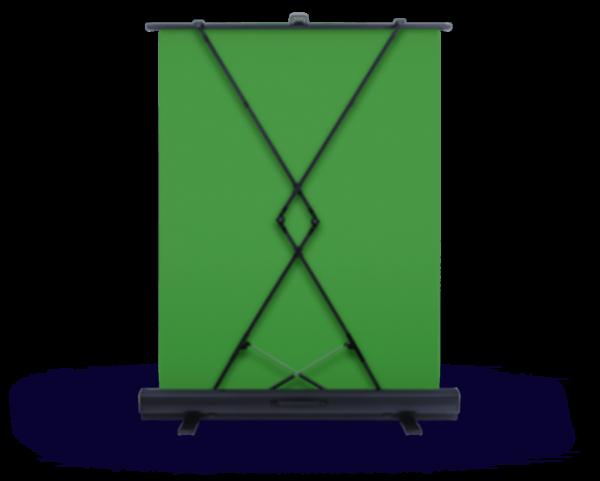 Elgato 10GAF9901 Porable Green Screen 148x180 Inches 3
