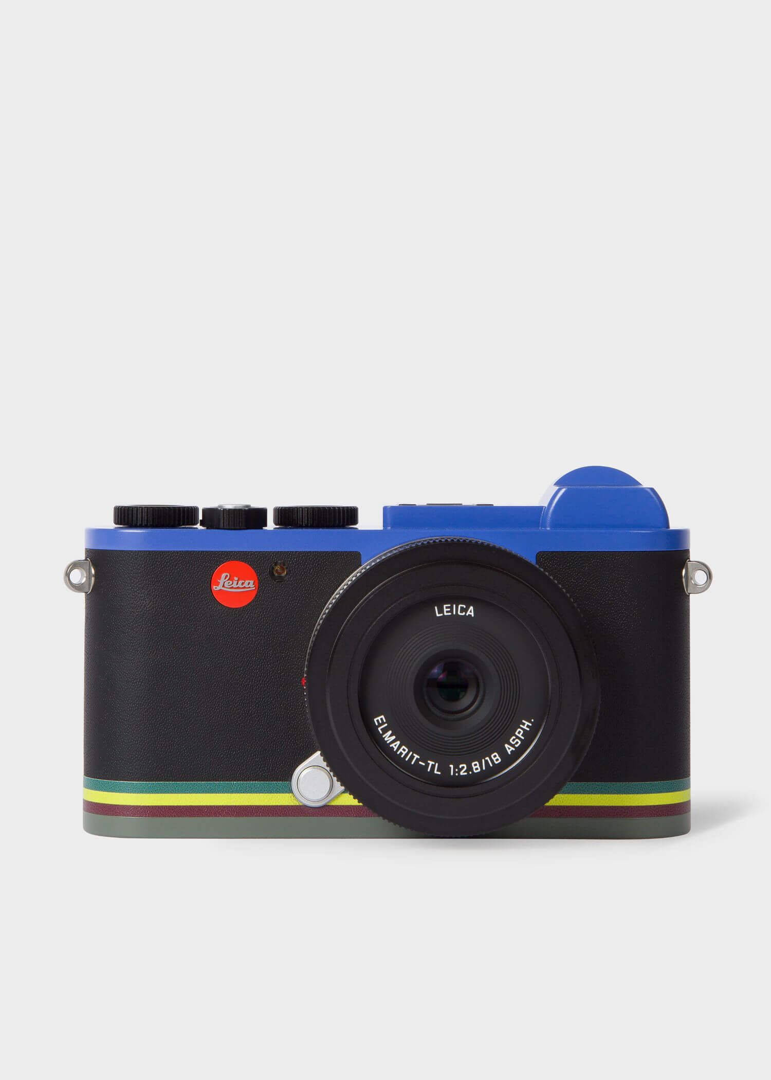 Leica CL Edition Paul Smith Mirrorless Digital Camera with 18mm Lens 2