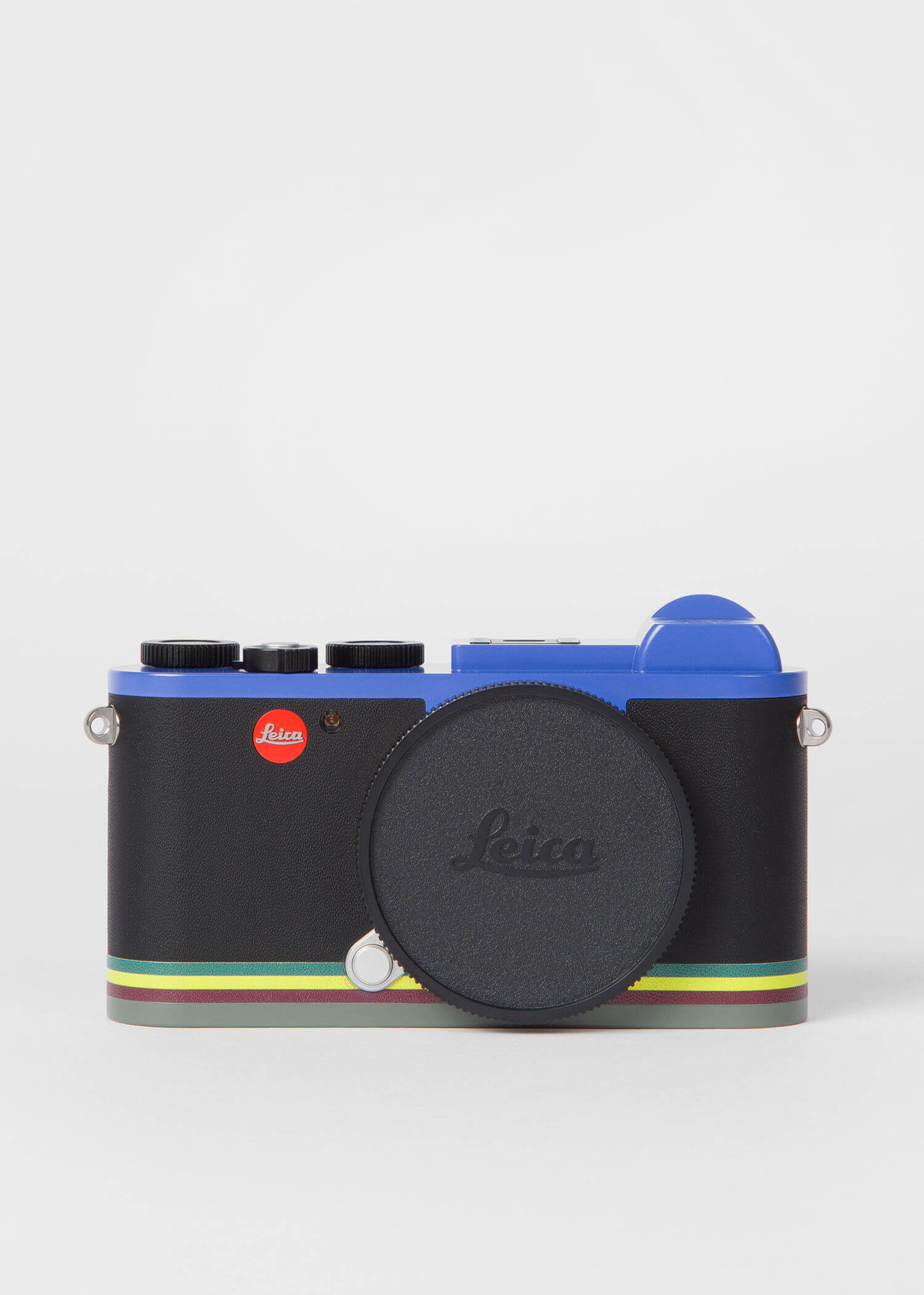 Leica CL Edition Paul Smith Mirrorless Digital Camera with 18mm Lens 6