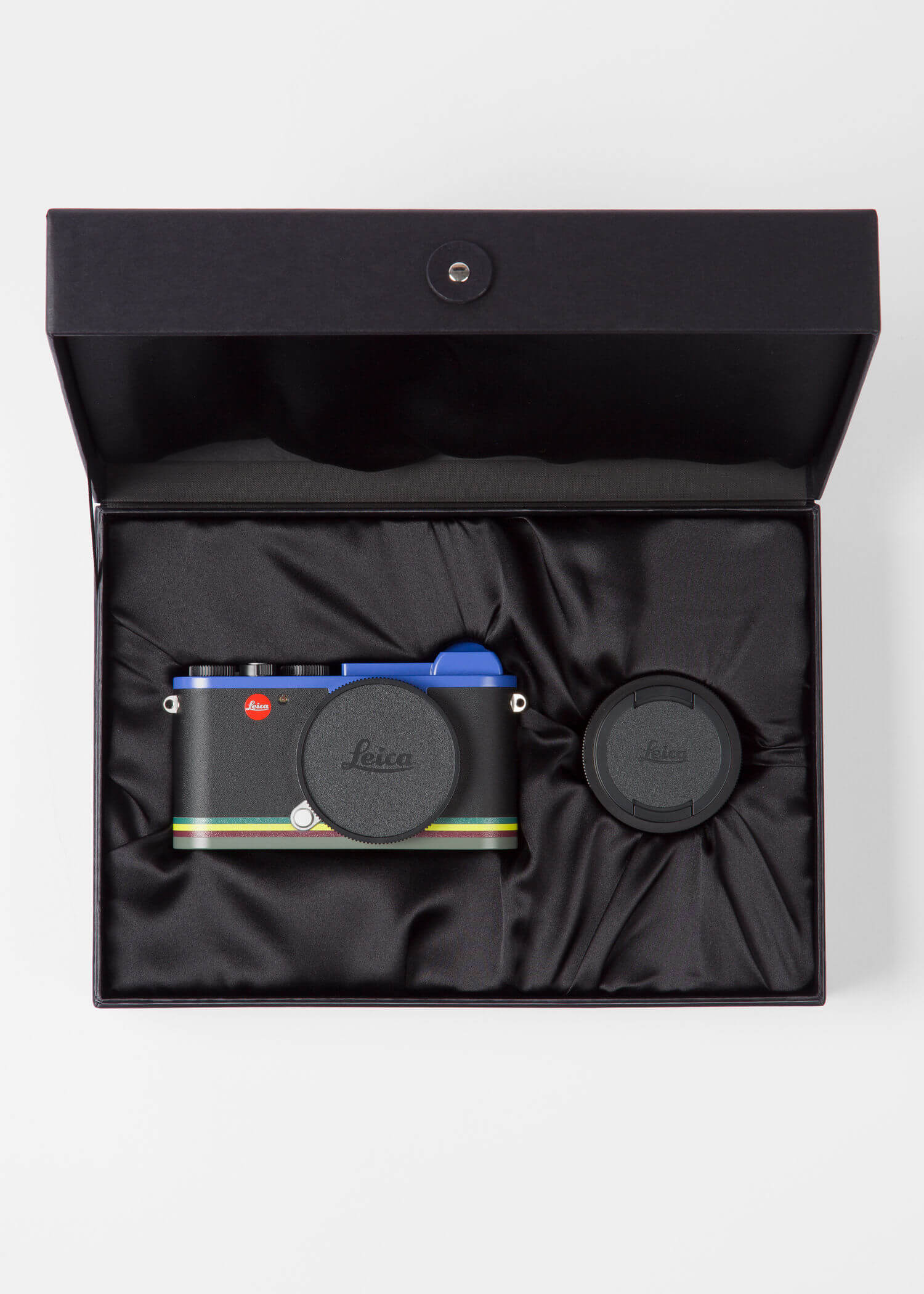 Leica CL Edition Paul Smith Mirrorless Digital Camera with 18mm Lens 7