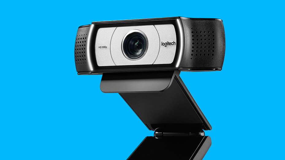 Logitech C930e Webcam 9