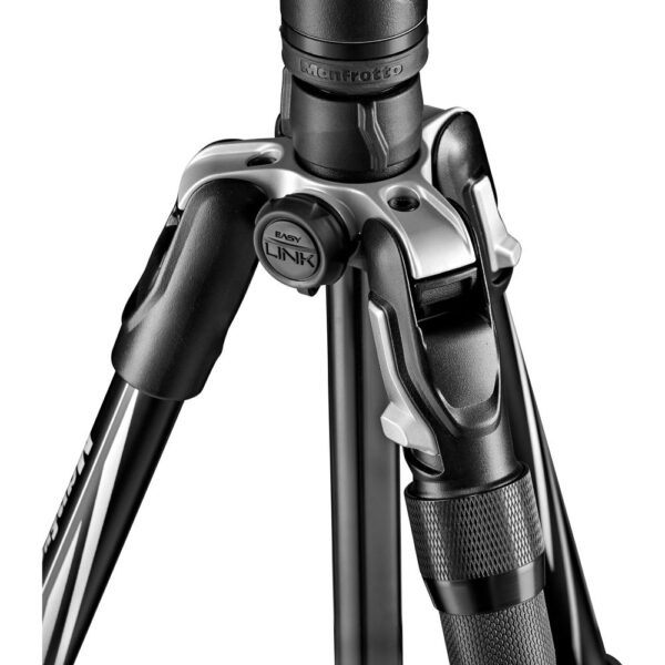 Manfrotto Befree 2N1 Aluminum Tripod with 494 Ball Head Twist Lock 13