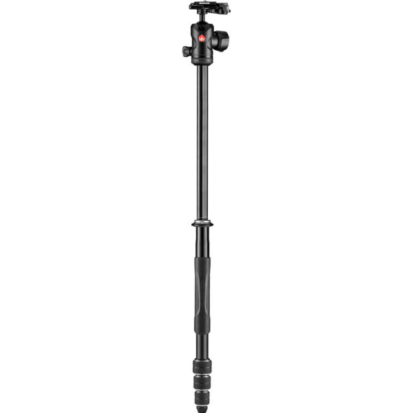 Manfrotto Befree 2N1 Aluminum Tripod with 494 Ball Head Twist Lock 3