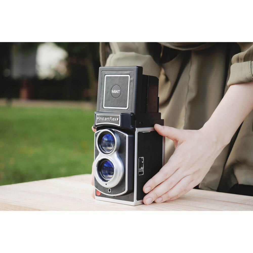 Mint Camera InstantFlex TL70 2.0 Instant Film Camera 19
