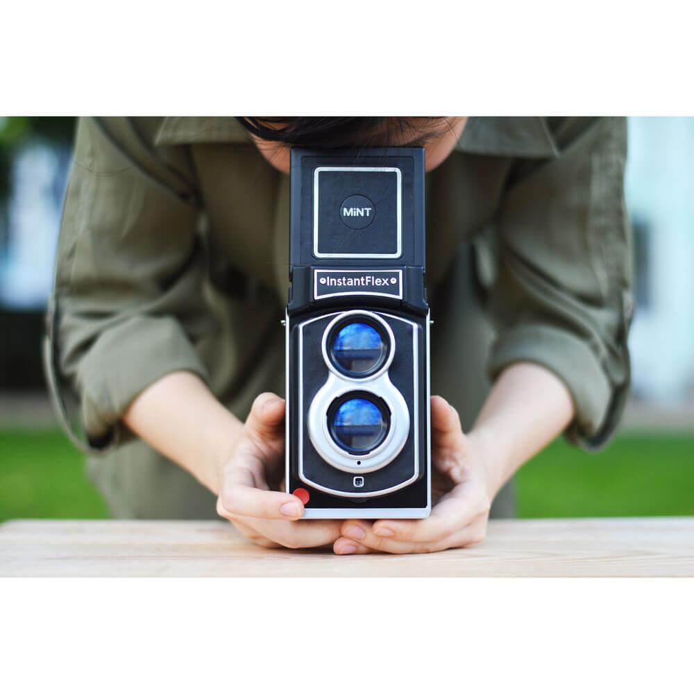 Mint Camera InstantFlex TL70 2.0 Instant Film Camera 23
