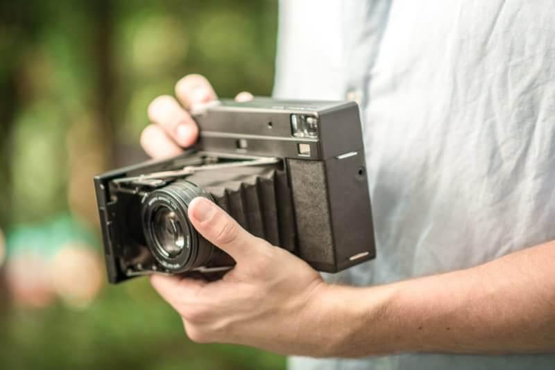 Mint Camera InstantKon RF70 Instant Film Camera 5