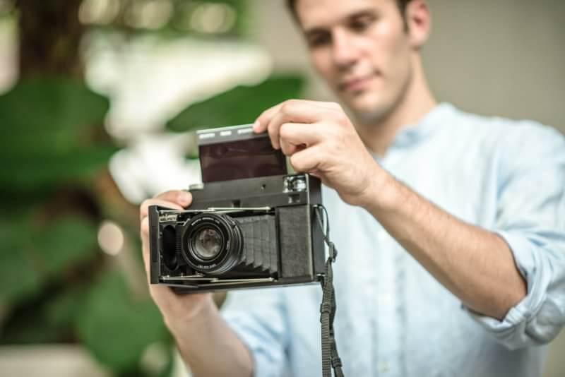 Mint Camera InstantKon RF70 Instant Film Camera 6