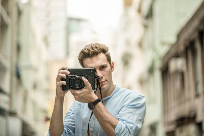 Mint Camera InstantKon RF70 Instant Film Camera 8