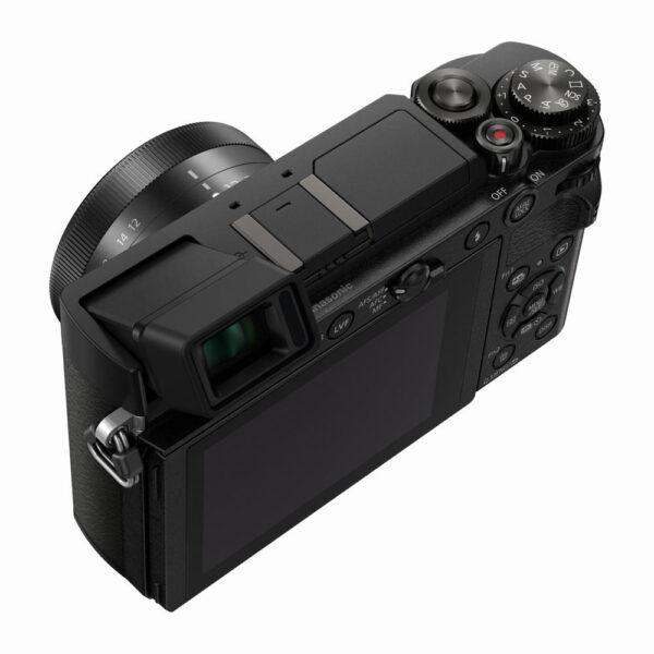 Panasonic Lumix DC-GX9 Mirrorless Micro Four Thirds Digital Camera