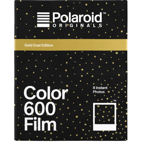 Polaroid Originals Color 600 Instant Film Gold Dust Edition 8 Exposures 2