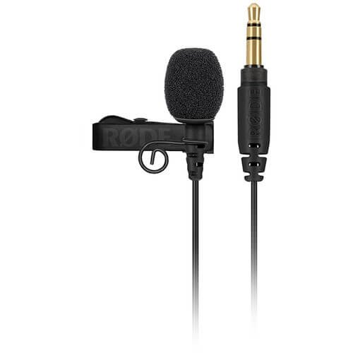 Rode Lavalier GO Omnidirectional Lavalier Microphone for Wireless GO Systems 1