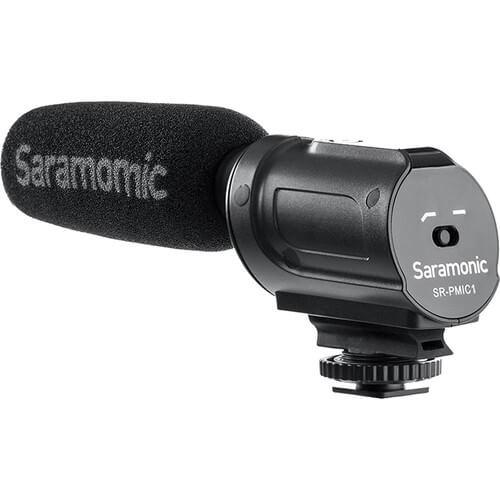 Saramonic SR PMIC1 Supercardioid Unidirectional Condenser Microphone 3