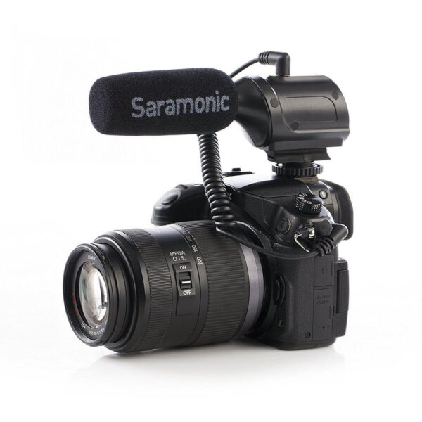 Saramonic SR PMIC1 Supercardioid Unidirectional Condenser Microphone 5