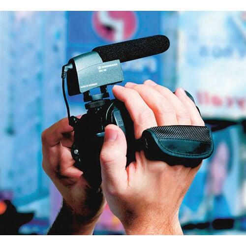 Sennheiser MKE 400 Camera Mount Shotgun Microphone 2