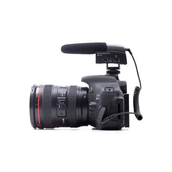 Sennheiser MKE 400 Camera Mount Shotgun Microphone 7