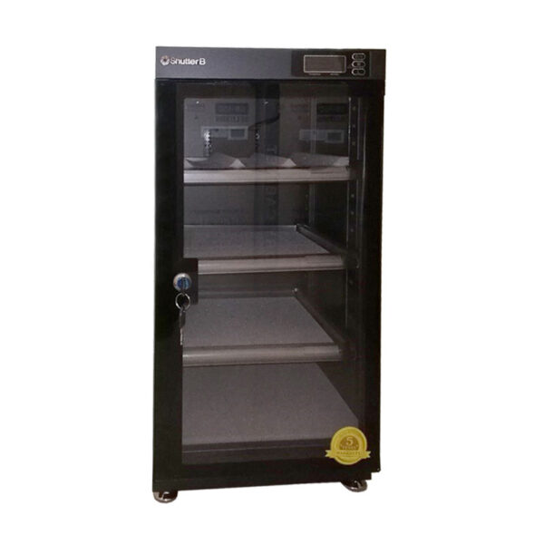 Shutter B SB 55S Automatic Dry Cabinet Black 2